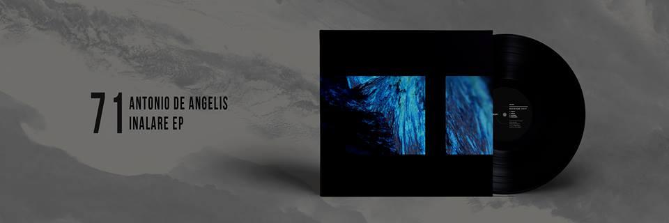 Antonio De Angelis - Inalare EP